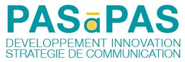 PAS à PAS - Agence innovation, marketing, stratégie de com, édition