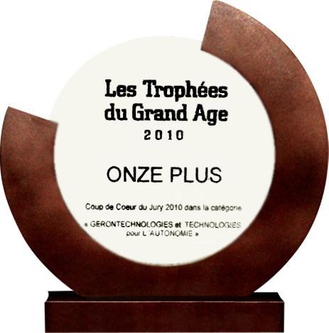 Trophée du grand Age 2010