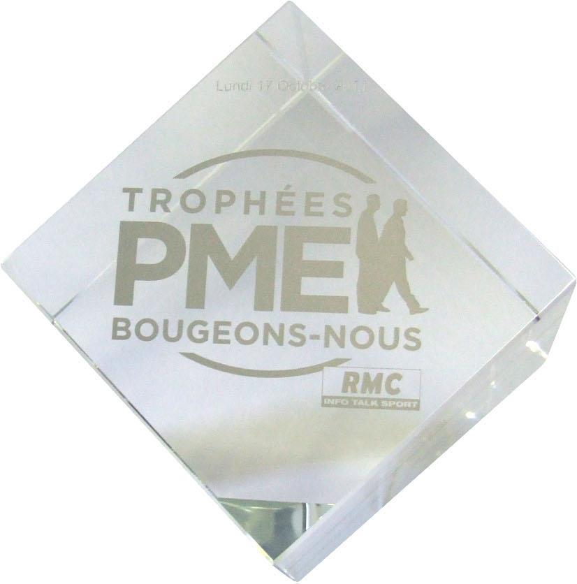 Trophée RMC « PME Bougeons-nous »